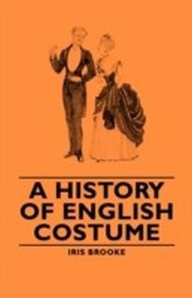 History of English Costume