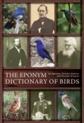 Eponym Dictionary of Birds
