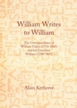 William Writes to William