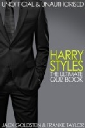 Harry Styles - The Ultimate Quiz Book