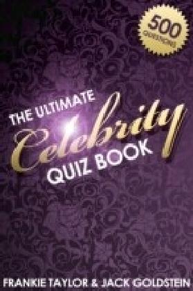 Ultimate Celebrity Quiz Book