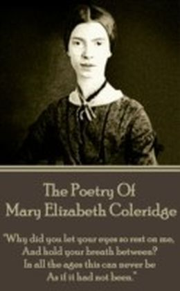 Poetry of Mary Elizabeth Coleridge