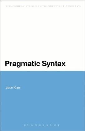 Pragmatic Syntax