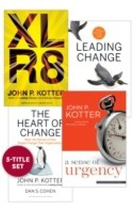 Change Leadership: The Kotter Collection