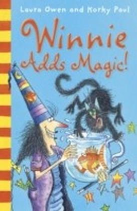 Winnie Adds Magic