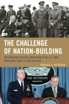 Challenge of Nation-Building