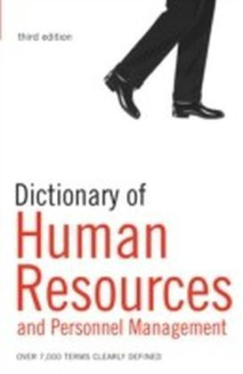Dictionary of Human Resources and Personnel Management
