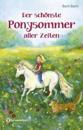 Der schönste Ponysommer aller Zeiten Cover