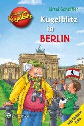 Kommissar Kugelblitz - Kugelblitz in Berlin Cover