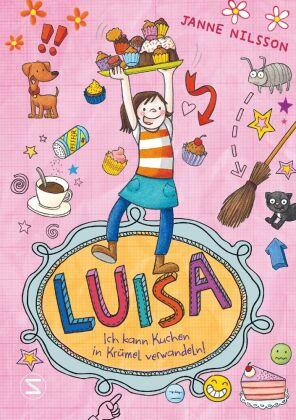 Luisa - Ich kann Kuchen in Krümel verwandeln!