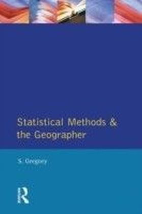 Statistical Methods and the Geographer