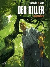 Der Killer - Fluchtlinien Cover