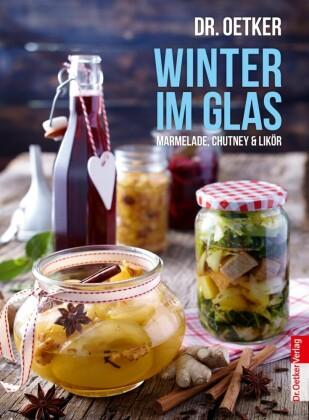 Winter im Glas