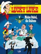 Lucky Luke - Meine Onkel, die Daltons Cover