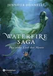 Waterfire Saga - Das erste Lied der Meere Cover