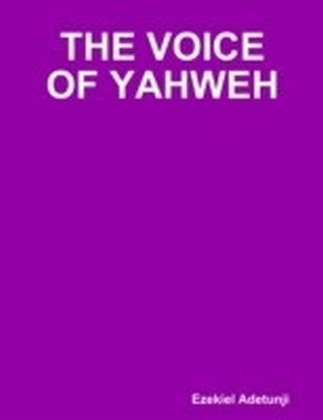 Voice of Yahweh