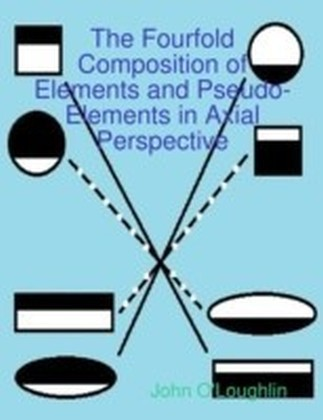 Fourfold Composition of Elements and Pseudo-Elements in Axial Perspective