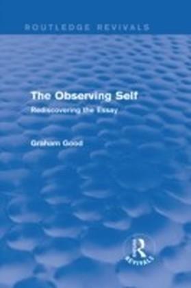 Observing Self (Routledge Revivals)