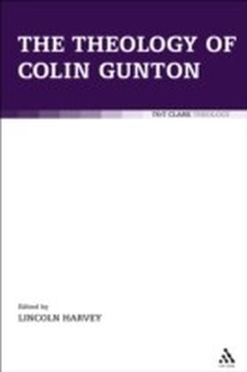 Theology of Colin Gunton