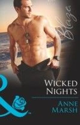 Wicked Nights (Mills & Boon Blaze) (Uniformly Hot! - Book 53)