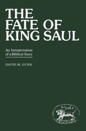 Fate of King Saul