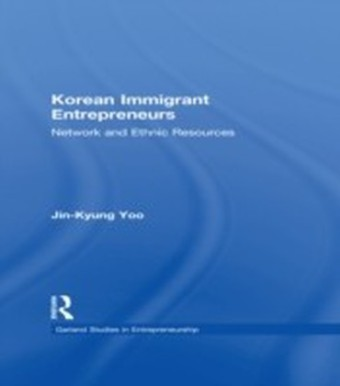 Korean Immigrant Entrepreneurs