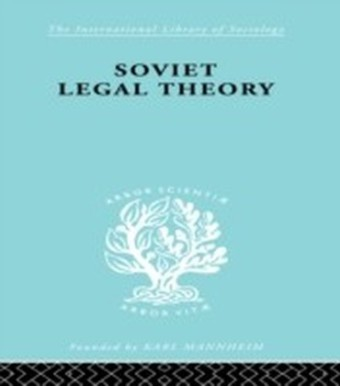 Soviet Legal Theory Ils 273