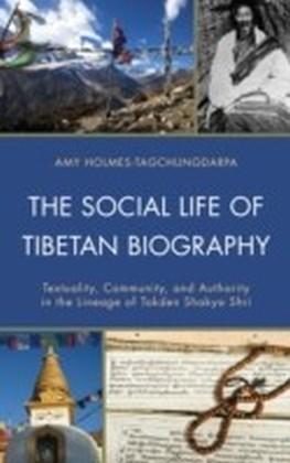 Social Life of Tibetan Biography