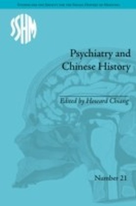 Psychiatry and Chinese History