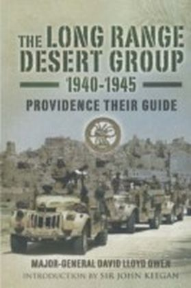 Long Range Desert Group 1940-1945
