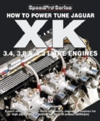 How To Power Tune Jaguar XK 3.4, 3.8 & 4.2 Litre Engines