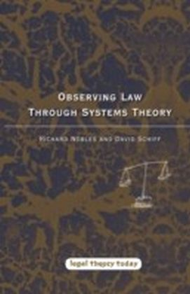 Observing Law through Systems Theory