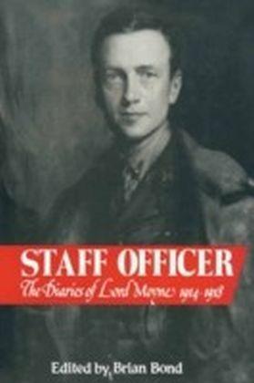 Staff Officer