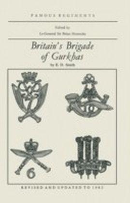 Britain's Brigade of Gurkhas