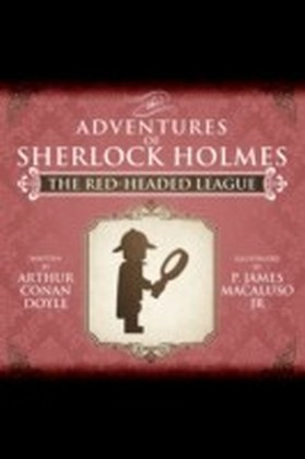 Red-Headed League - Lego - The Adventures of Sherlock Holmes