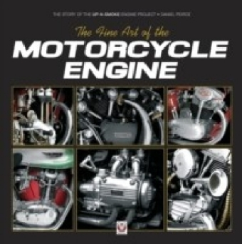 Fine Art of the Motorcycle Engine