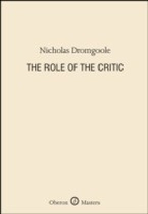 Role of the Critic