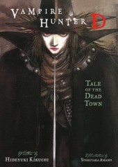 Vampire Hunter D - Tale of the Dead Town