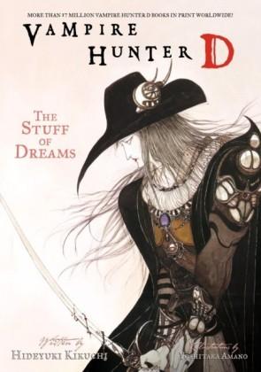 Vampire Hunter D - The Stuff of Dreams