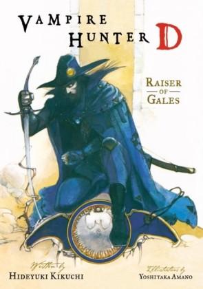 Vampire Hunter D - Raiser of Gales