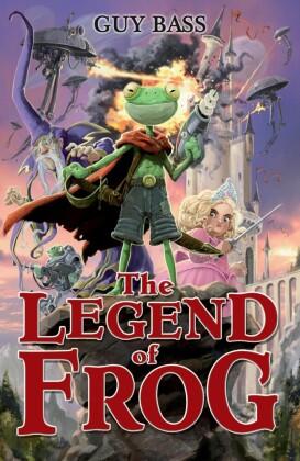 Legend of Frog