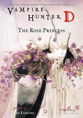 Vampire Hunter D - The Rose Princess