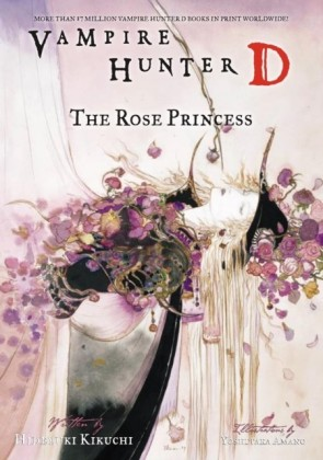 Vampire Hunter D - The Rose Princess