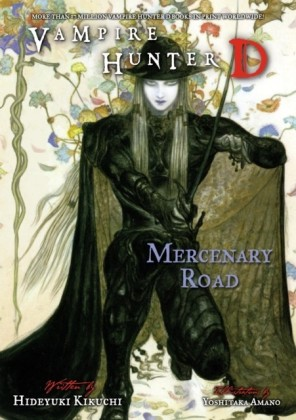 Vampire Hunter D - Mercenary Road