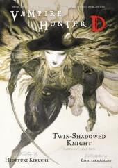 Vampire Hunter D - Twin-Shadowed Knight