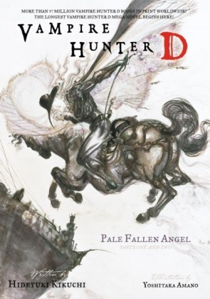 Vampire Hunter D - Pale Fallen Angel