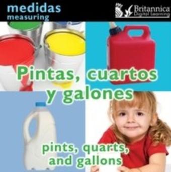 Pintas, cuartos y galones (Pints, Quarts, and Gallons