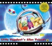 Little Eggplant's Alien Friends