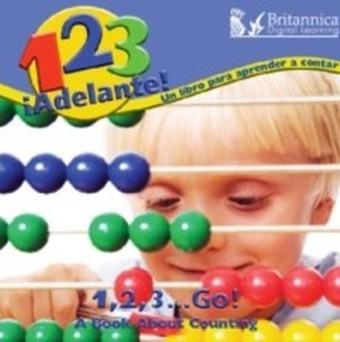 1, 2, 3, !Adelante! Un libro para aprendar a contar (1,2,3, Go!)
