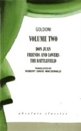 Goldoni: Volume Two
